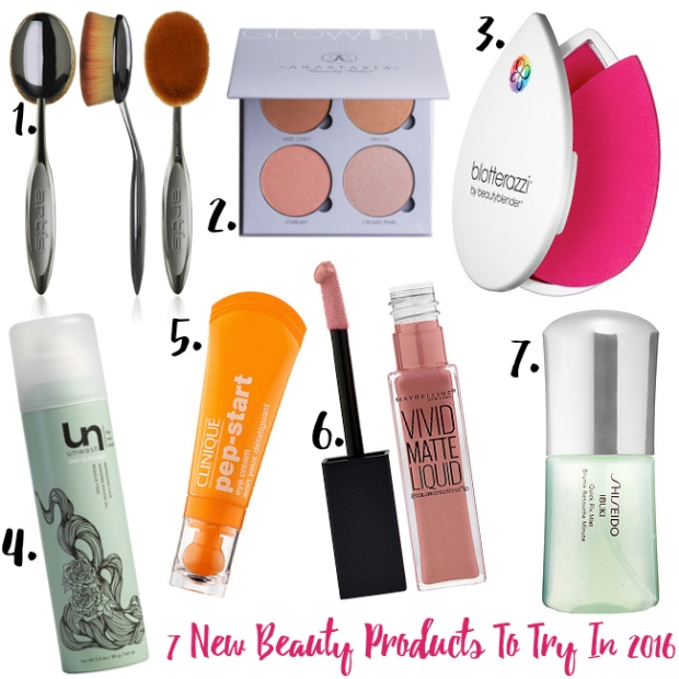 NewBeautyProducts