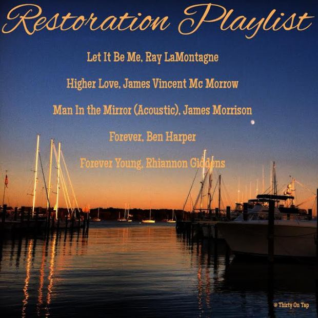 Restoration Playlist