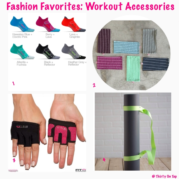Workout Accessories