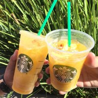 "Summertime Sips: Reviewing The Starbucks ""Secret"" Rainbow Drinks"