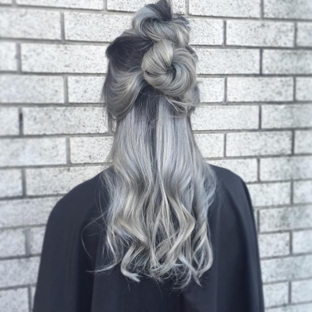 I Tried The Silver Ombré Trend – Here's What You Need To