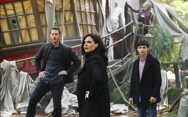 JOSH DALLAS, LANA PARRILLA, JARED S. GILMORE