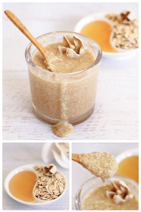 oatmeal-face-mask