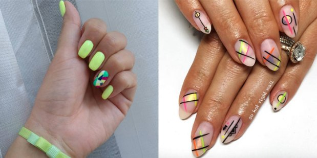 13 Bold Nail Art Designs That Are Perfect For Summer Thirty On Tap