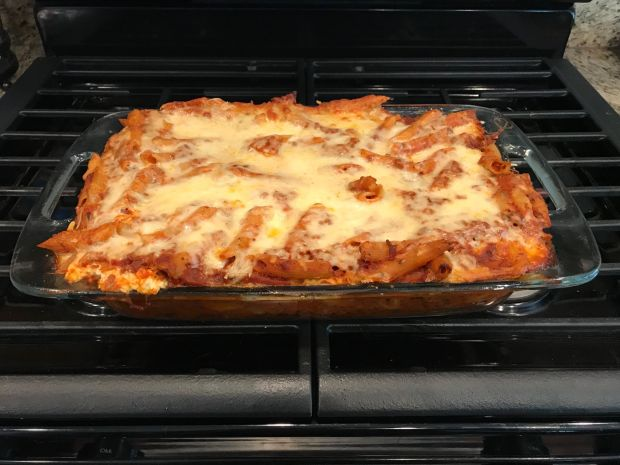 Family Favorite Penne Pasta Bake